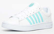 K Swiss Court Winston Womens Girls  - KS234849