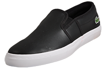 Lacoste Gazon Leather Slip On Womens B Grade - LA171892B
