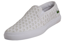 Lacoste Gazon Slip On Womens B Grade - LA171942B