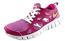 Nike Free Run 2 Junior Girls - NK80101