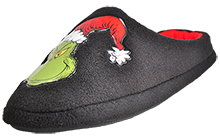 The Grinch Slippers Mens  - PR171009