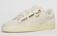 Puma Suede Heart Womens Girls - PU217729