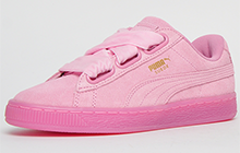 Puma Suede Heart Reset Womens Girls - PU217737