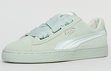 Puma Suede Heart EP Womens Girls - PU217752