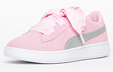 Puma Smash v2 Ribbon Junior - PU233106
