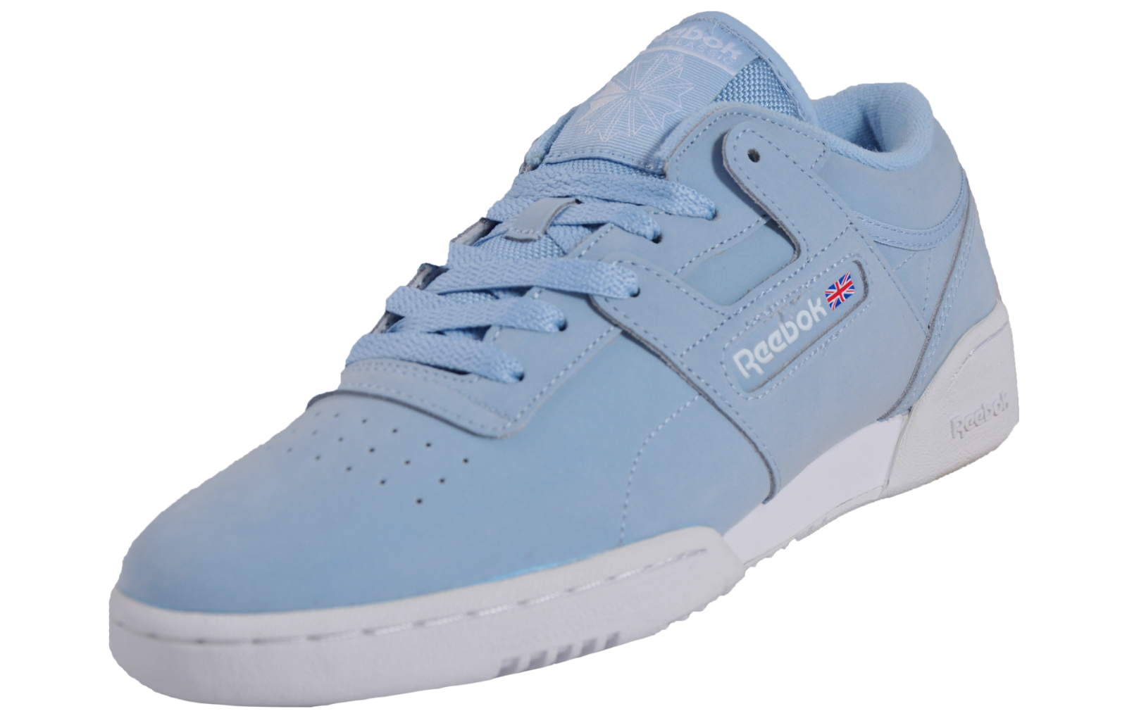 Reebok Classic Workout Lo Clean Mens - RE186601
