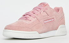 Reebok Classics Workout Lo Plus Womens - RE213603
