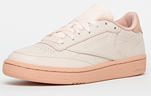Reebok Classic Club 85 Womens Girls - RE223537