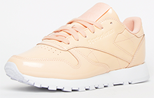 Reebok Classic Leather Patent Womens Girls - RE223651