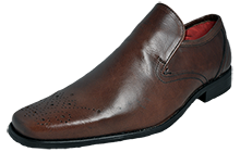 Red Tape Ribble Leather - RT130948