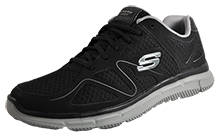 Skechers Flash Point Memory Foam Mens - SK160879