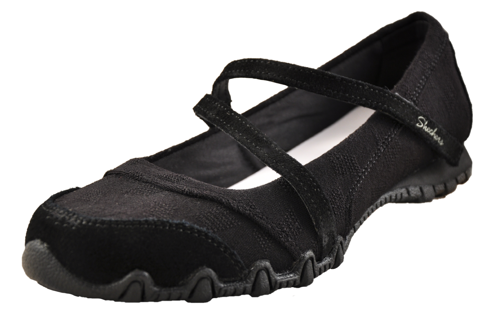 Skechers Bikers Get Up Memory Foam Womens - SK179952